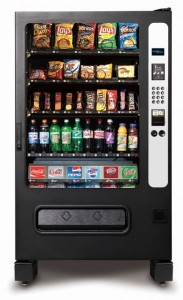 Combo Vending Machine Alpine VT5000