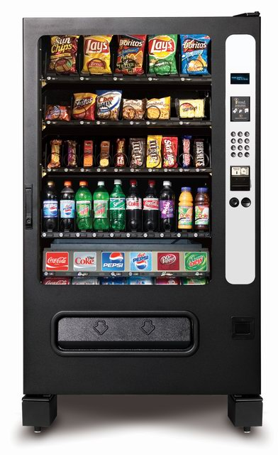 vending machine lease