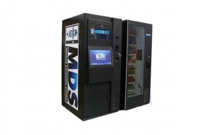 Marijuana Vending Machines