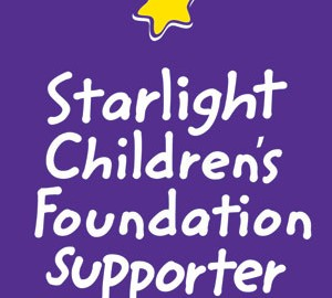 We support the Starlight Foundation